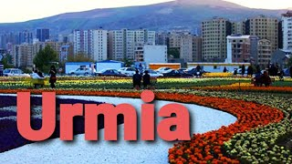 Urmia city
