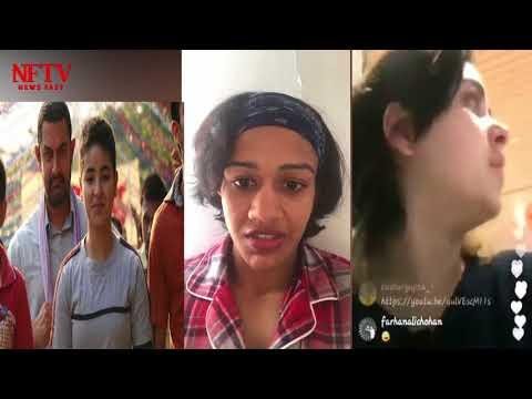 Xxx Mp4 Zaira Wasim Molestation Case Wrestler Babita Phogat Supports Zaira Wasim 3gp Sex