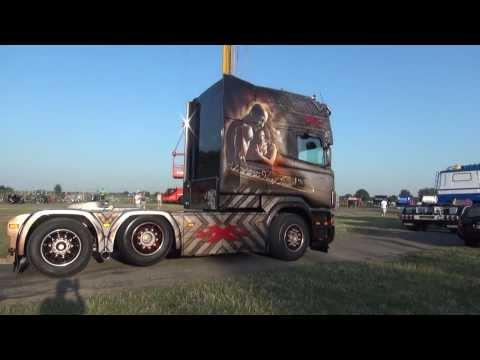 Xxx Mp4 Scania R730 XXx Michel Kramer In Assen En Lopik 2013 3gp Sex
