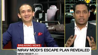 Nirav Modi had planned his escape
