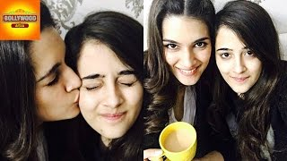 Kriti Sanon Special Birthday Gift To Her Sister