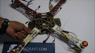 QuadCopter Assembly