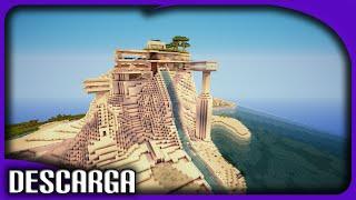 Minecraft: Casa Futurista y Automática + Descarga!!   Make your House #3