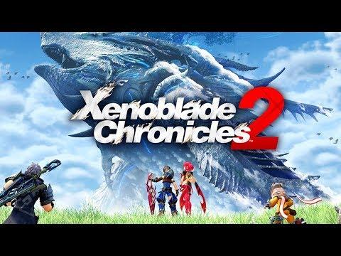 Xenoblade 2 JRPG Chronicles