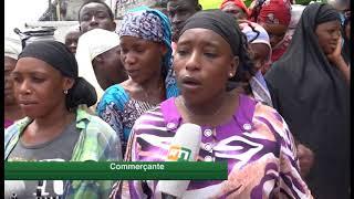 Salubrité : Constat du retour des commerçants et ordures sur le boulevard  NANGUI ABROGOUA