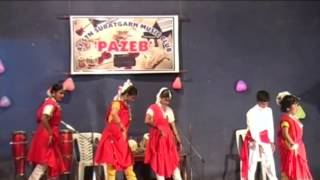 Bengali Creative  Dance,Surjo Doyer Deshe,Haimanti Shukla, By Richa Ray