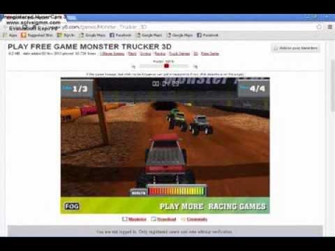 MONSTER TRUCKER 3D Stinet TV