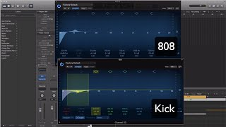 How To: EQ Kick and 808