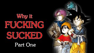 Dragon Ball GT - Why It Sucked - Part One: The First Episode