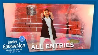 ALL JUNIOR EUROVISION SONGS FROM CYPRUS! 🇨🇾