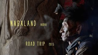 NAGALAND (India) ROAD TRIP,  documentary, travel (english version)