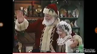 Barney's Night Before Christmas (1999) Goodbye Scenes (3-pitched versions)