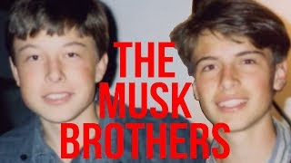 Elon Musk's Brother Talks About The Musk Family And His Own Entrepreneurial Ventures