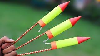How to Make Rocket At Home - Easy Real Rocket Tutorials