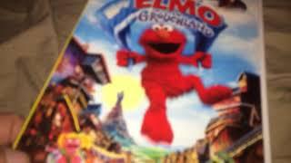 Elmo in GROUND  DVD