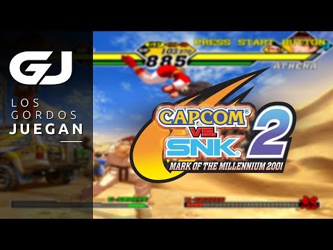 Xxx Mp4 Capcom Vs SNK 2 Mark Of The Millennium 2001 Los Gordos Juegan 3GB 3gp Sex