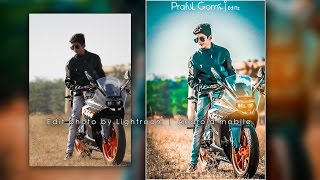How to edit photo by lightroom | Android mobile | Part 2