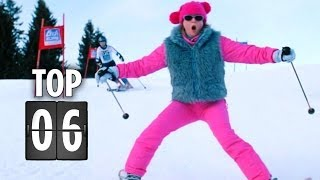 Top Six Ways To Prep For The Slopes - Movie Countdown HD