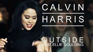 Calvin Harris feat. Ellie Goulding - Outside PARODIE