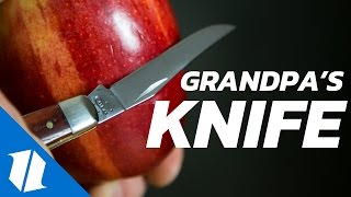 Why Should You Carry a Traditional Pocket Knife? | Knife Banter Ep. 9