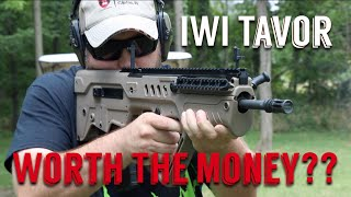 IWI Tavor Bullpup Rifle   Awesome Concept But Worth The Money?