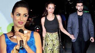 Malaika Arora OPENS On Her Love Affair With Arjun Kapoor
