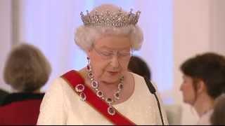 Queen Elizabeth Speech - Bellevue Live Feed 2015