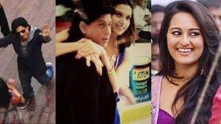 Deepika Padukone, Shahrukh Khan, Vidya Balan, Sonakshi Sinha, Parineeti Chopra