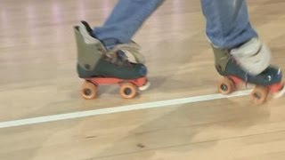 3 Roller Skate Tricks: Heels, Grapevine And The Moonwalk