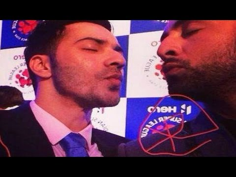 Xxx Mp4 Ranbir Kapoor And Varun Dhawan Kiss Moment 3gp Sex
