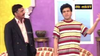 Best Of Tariq Teddy, Sajan Abbas New Stage Drama Full Comedy Clip