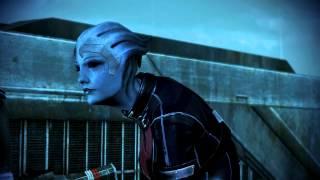 Mass Effect 3: Liara & FemShep Romance in Leviathan DLC
