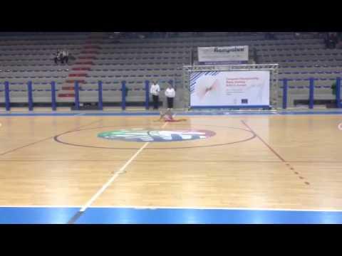 Xxx Mp4 Giulia Piroli Preteen Rhythmic Twirl European Championships 2016 3gp Sex