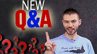 *AMAZING* Q & A with Kevin (Drawing, Painting & More)