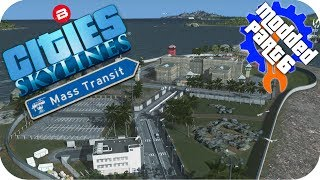 Cities Skylines Gameplay: PRISON ISLAND! Cities: Skylines Mods MASS TRANSIT DLC Part 6