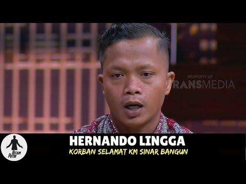 Hernando Lingga, Korban Selamat KM SINAR BANGUN | HITAM PUTIH (260618) 1-4