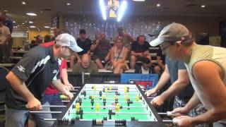 2016 Tornado Foosball (Table Soccer) World Championships Amateur Doubles Final