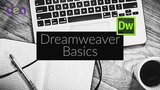 Part 1.01 Defining a new site(HD):  Adobe Dreamweaver CS4