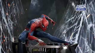قيم بلاي سبايدر مان الجديد!!!2018 Spider-Man