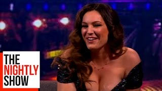 Kelly Brook Talks Dominatrixes and Gardening