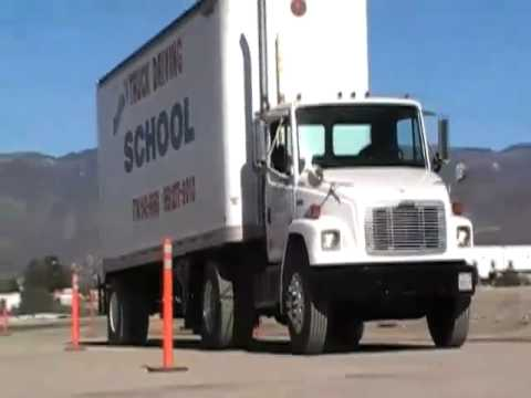 DMV CDL Driving Test Day Part 2 Filmed Maneuvers