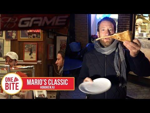 Xxx Mp4 Barstool Pizza Review Mario 39 S Classic Pizza Hoboken NJ 3gp Sex