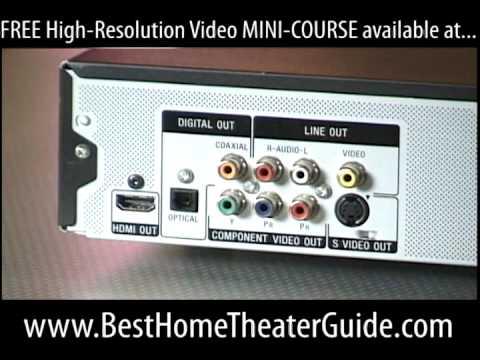 Xxx Mp4 DVD Video Outputs HDMI Component Composite S Video Tutorial 3gp Sex