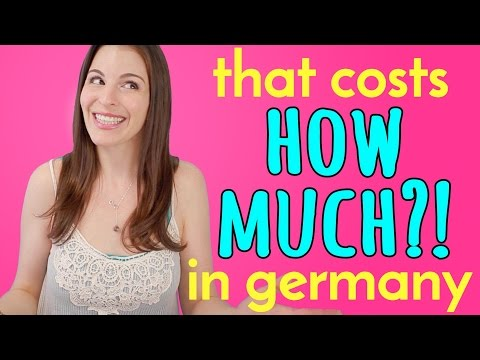 5 Things That Are MORE EXPENSIVE in Germany