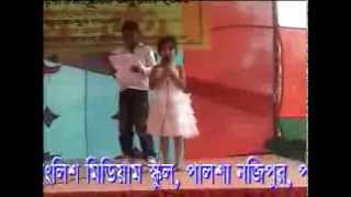 Samia Tabassum Mahi recites poem Asmani by Jasimuddin