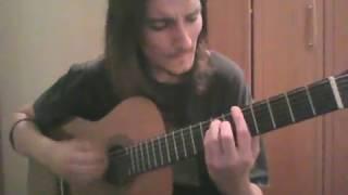 Ruzo rumena-Dragan Jovanovic (guitar cover)