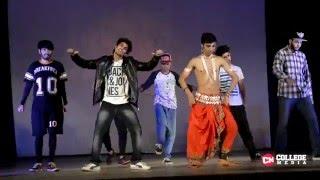 Battle of Dance Boys Finals | Rendezvous 2015 | IIT Delhi