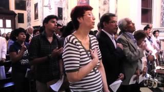 Santa Rosa da Lima. La missione per cattolici latinoamericani di Bergamo