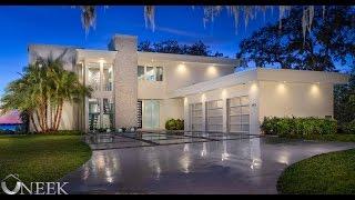 $5 Million dollar Modern Masterpiece in Jacksonville
