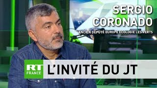 Allocution d'Emmanuel Macron : «Une sorte de petit comptable», estime Sergio Coronado